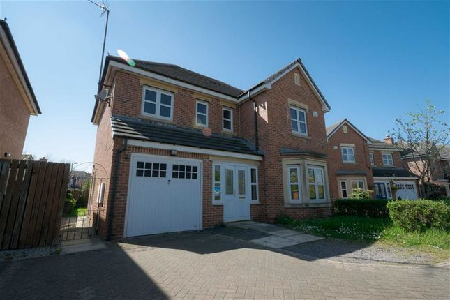 Thumbnail Detached house to rent in Chevening Park, Kingswood, Hull