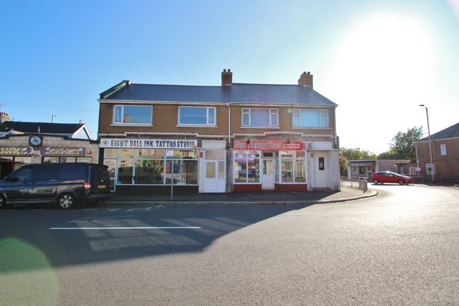 Thumbnail Flat for sale in Pemros Road, St. Budeaux, Plymouth