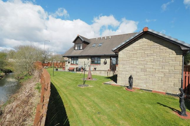 Thumbnail Detached house for sale in 3 Latchburn View, Blackburn