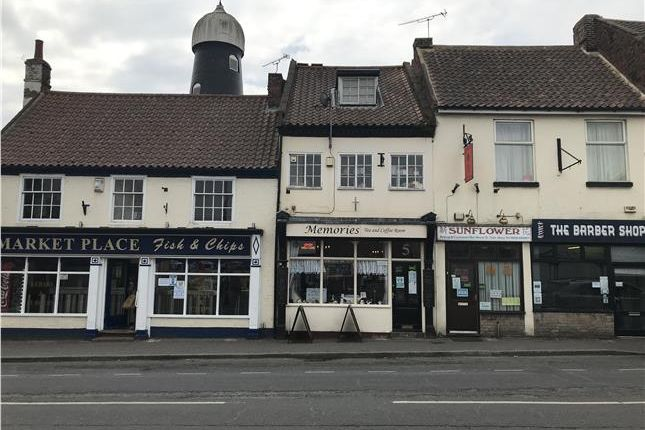 Thumbnail Retail premises for sale in Market Place, Barton Upon Humber, North Lincolnshire
