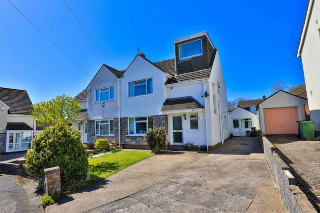 Thumbnail Semi-detached house for sale in Pen-Y-Graig, Rhiwbina, Cardiff
