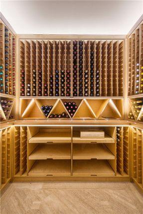 Wine Cellar of Upper Phillimore Gardens, Kensington, London W8