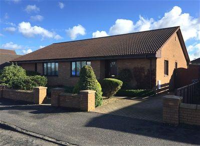 Thumbnail Semi-detached bungalow to rent in Badgerwood, Dechmont, Broxburn