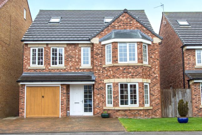 Thumbnail Detached house for sale in Principal Rise, York