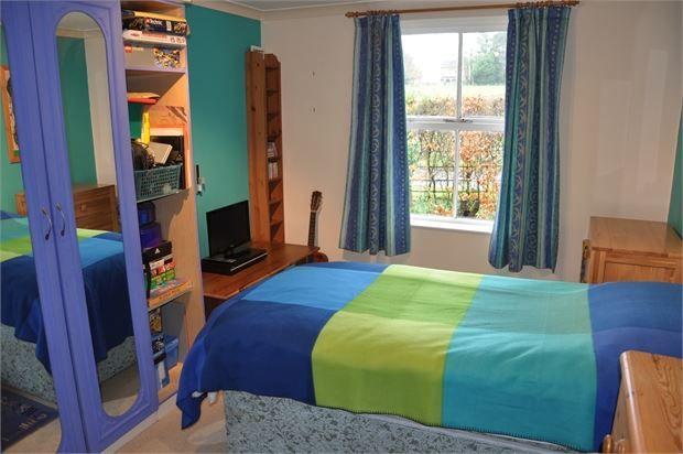 Bedroom Three of West Lodge, West Side, Newton Hall, Newton NE43
