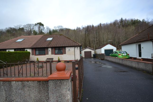 Thumbnail Semi-detached bungalow for sale in Anderson Crescent, Mauchline