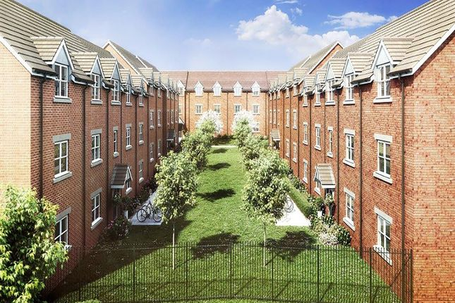 "Thumbnail Flat for sale in ""The Oaks Apartment "" at Raddlebarn Road, Selly Oak, Birmingham"