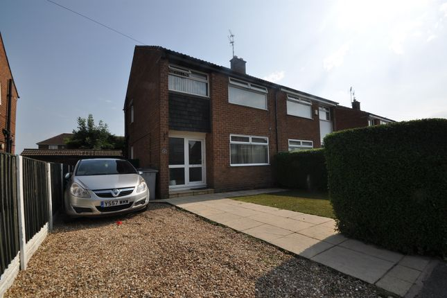 Thumbnail 2 bed semi-detached house for sale in Sandridge Road, Irby, Wirral