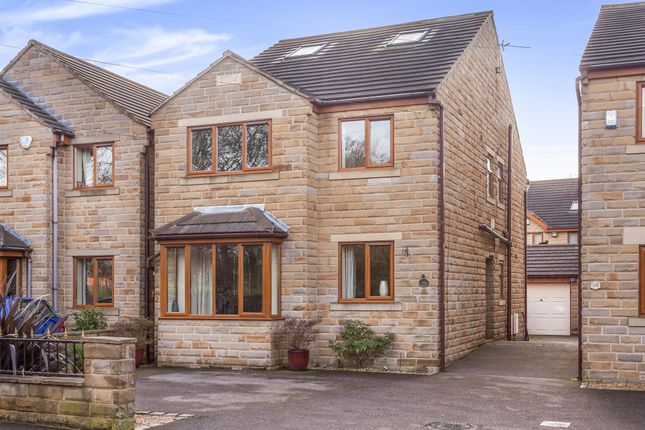 5 bed detached house for sale in Old Bank Road, Earlsheaton, Dewsbury