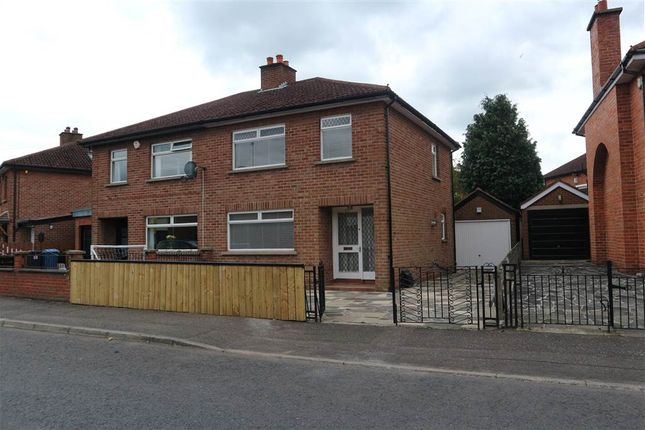 Thumbnail Semi-detached house to rent in 45, Sharman Road, Belfast