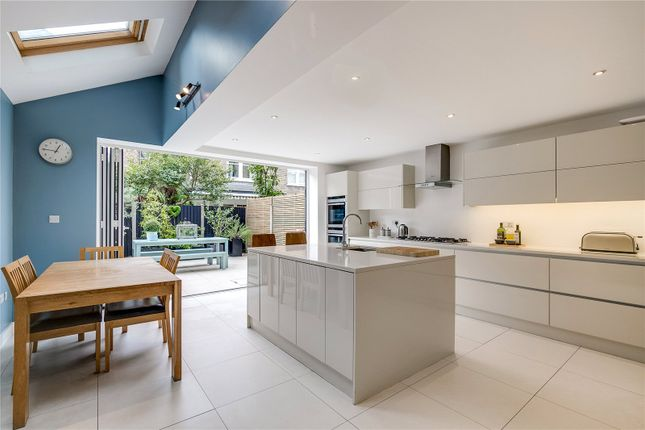 Thumbnail Terraced house for sale in Broomwood Road, London