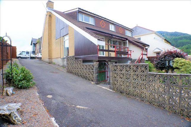 Drive of Crud Yr Awel, Station Street, Treorchy CF42