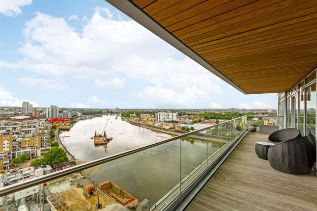 Balcony View (2) of Ascensis Tower, Juniper Drive, Battersea Reach, Battersea Reach, London Sw118 SW18