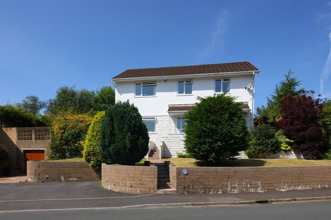 Thumbnail Property for sale in Millrace Close, Lisvane, Cardiff