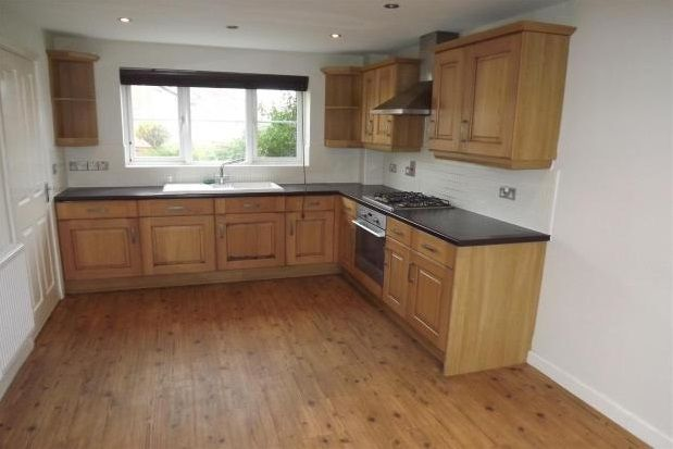 Thumbnail Detached house to rent in Mundesley Road, Hamilton