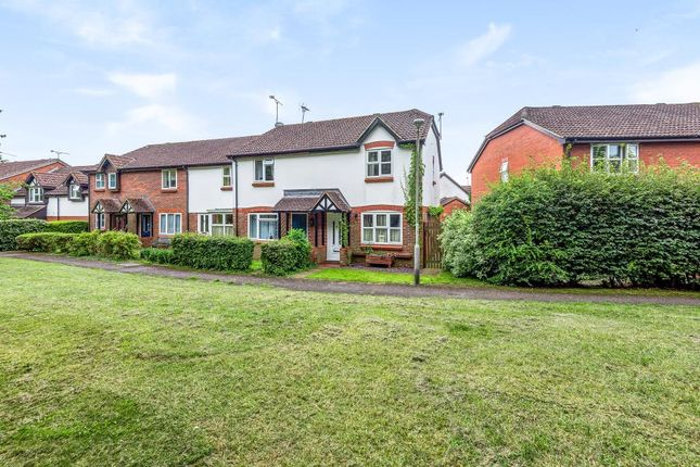 Thumbnail Terraced house for sale in Compton, Berkshire