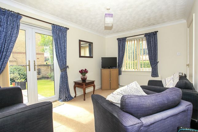 Thumbnail Detached house for sale in Woodcroft Close, Market Deeping, Peterborough