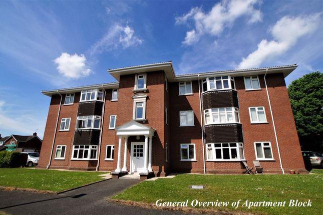 1 bed flat for sale in Jubilee Court, Ravenscroft, Holmes Chapel CW4
