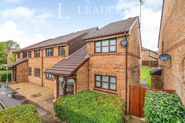 Thumbnail Flat to rent in Milford Close, St.Albans