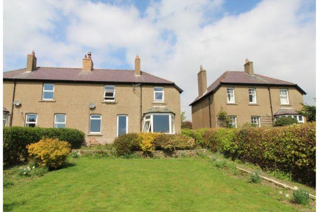 Thumbnail Semi-detached house for sale in Redburn, Hexham