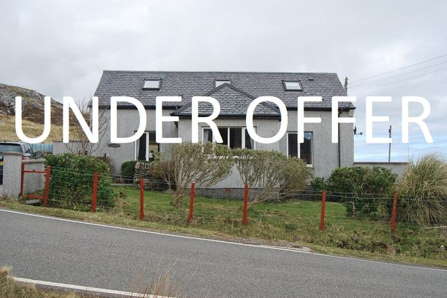 Thumbnail Detached house for sale in Brevig, Isle Of Barra