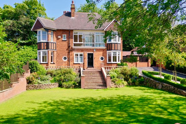 Thumbnail Detached house for sale in Richmond Drive, Mapperley Park, Nottingham