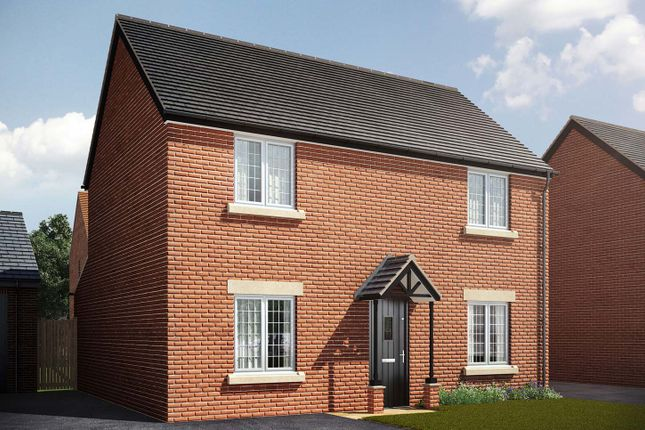 """Thumbnail Detached house for sale in """"The Deeping"""" at Holden Close, Biddenham, Bedford"""