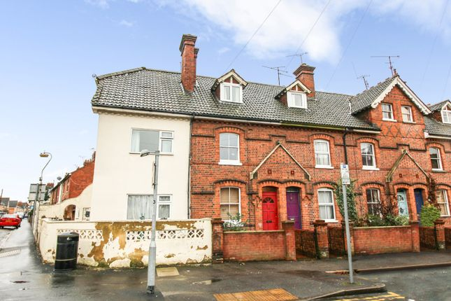 Thumbnail Terraced house for sale in School Terrace, Reading