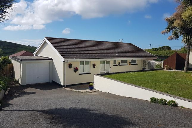 Thumbnail Detached bungalow to rent in Wheal Golden Drive, Holywell Bay, Newquay