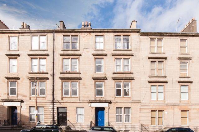 Thumbnail Flat for sale in Arlington Street, Glasgow