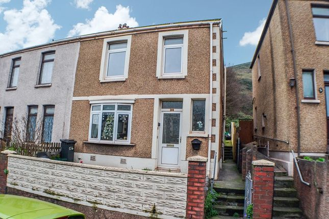 3 bed end terrace house for sale in Caradog Street, Port Talbot, Neath Port Talbot. SA13