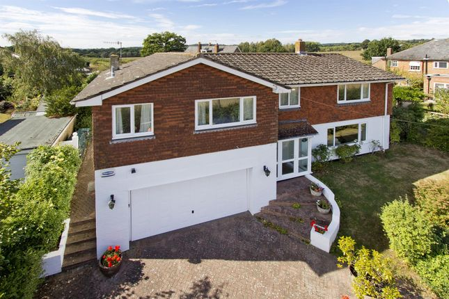 Thumbnail Detached house for sale in Claygate Lane, Shipbourne, Tonbridge