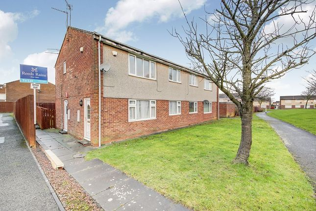 Thumbnail Flat to rent in Huntingdon Drive, Cramlington