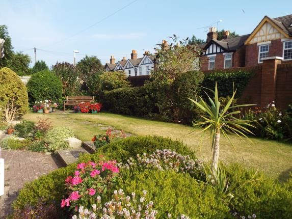 Communal Garden of Lower Parkstone, Poole, Dorset BH14