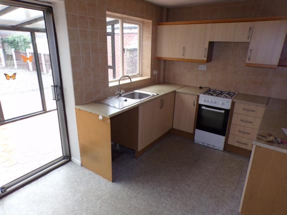 Kitchen of Alexandra Road, Old Swan, Liverpool, Merseyside L13