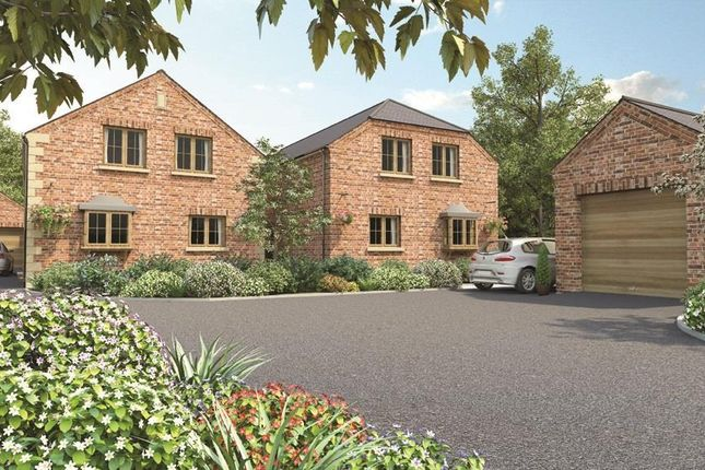 Thumbnail Detached house for sale in Church Lane, North Wingfield, Chesterfield