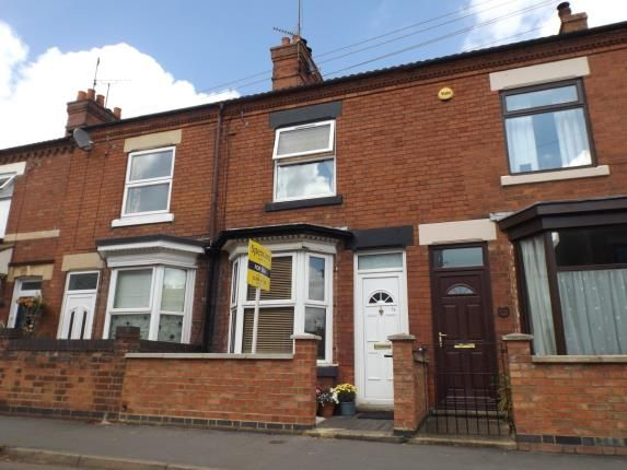 Thumbnail Terraced house for sale in Logan Street, Market Harborough, Leicestershire, .