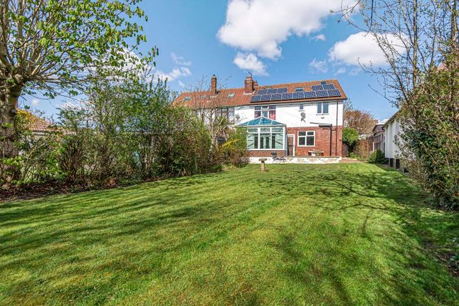 Thumbnail Semi-detached house for sale in Spen Road, Leeds, West Yorkshire