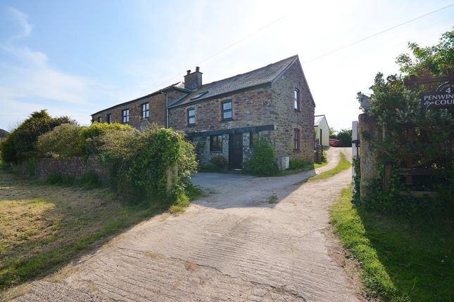 Thumbnail Barn conversion for sale in Penwinnick Road, St. Agnes