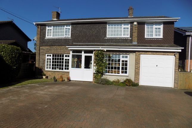 Thumbnail Detached house for sale in Beaulieu Road, Dibden Purlieu