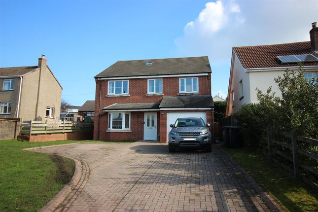 Thumbnail Detached house for sale in Trinity Road, Harrow Hill, Drybrook