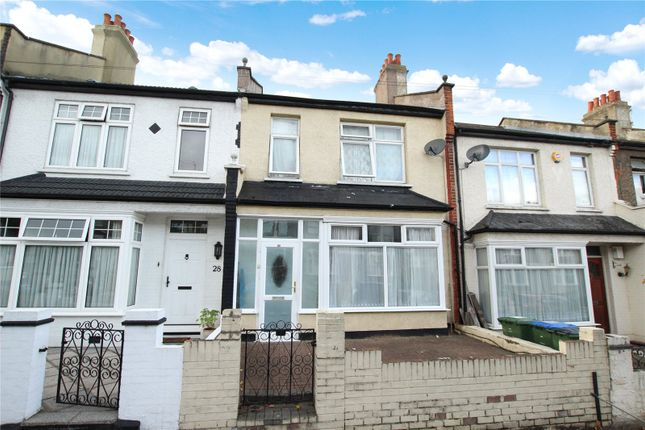 Thumbnail Terraced house for sale in Howarth Road, Abbey Wood