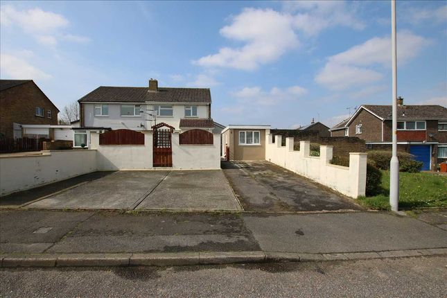 Thumbnail Semi-detached house for sale in Foreland Road, Hamworthy, Poole