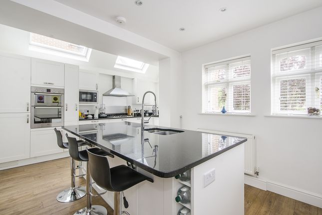 Thumbnail Semi-detached house to rent in Abbotswood Road, London