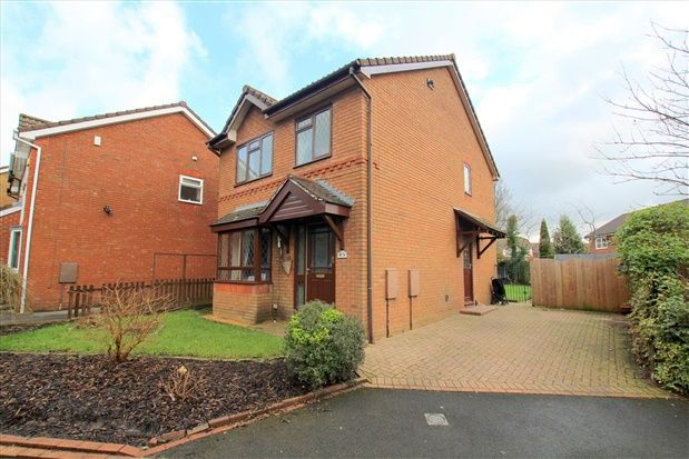 Thumbnail Property for sale in Whinsands Close, Preston