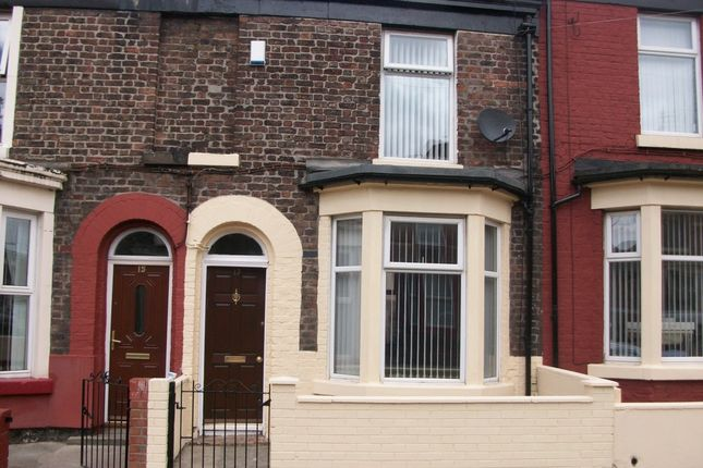 Thumbnail Terraced house to rent in Orlando Street, Bootle