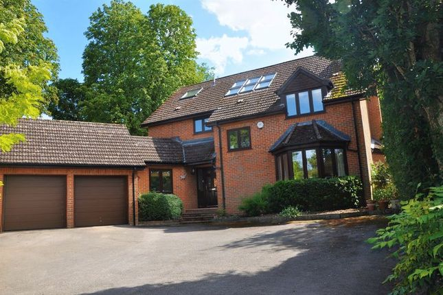 Thumbnail Detached house for sale in Anna Valley, Andover