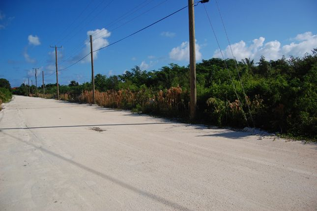 Land for sale in John Claridge Estates 36, Nassau/New Providence, The Bahamas