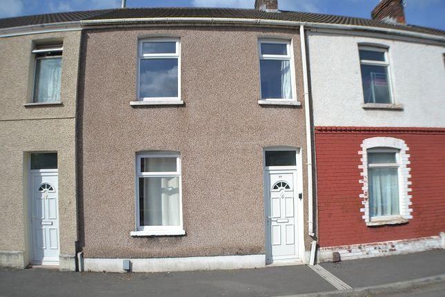 Thumbnail Terraced house for sale in Sandfields Road, Port Talbot, Neath Port Talbot.