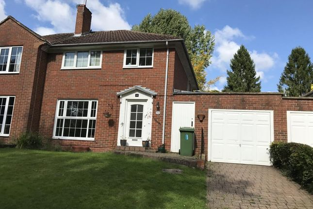Thumbnail Semi-detached house to rent in Westbrook Gardens, Bracknell